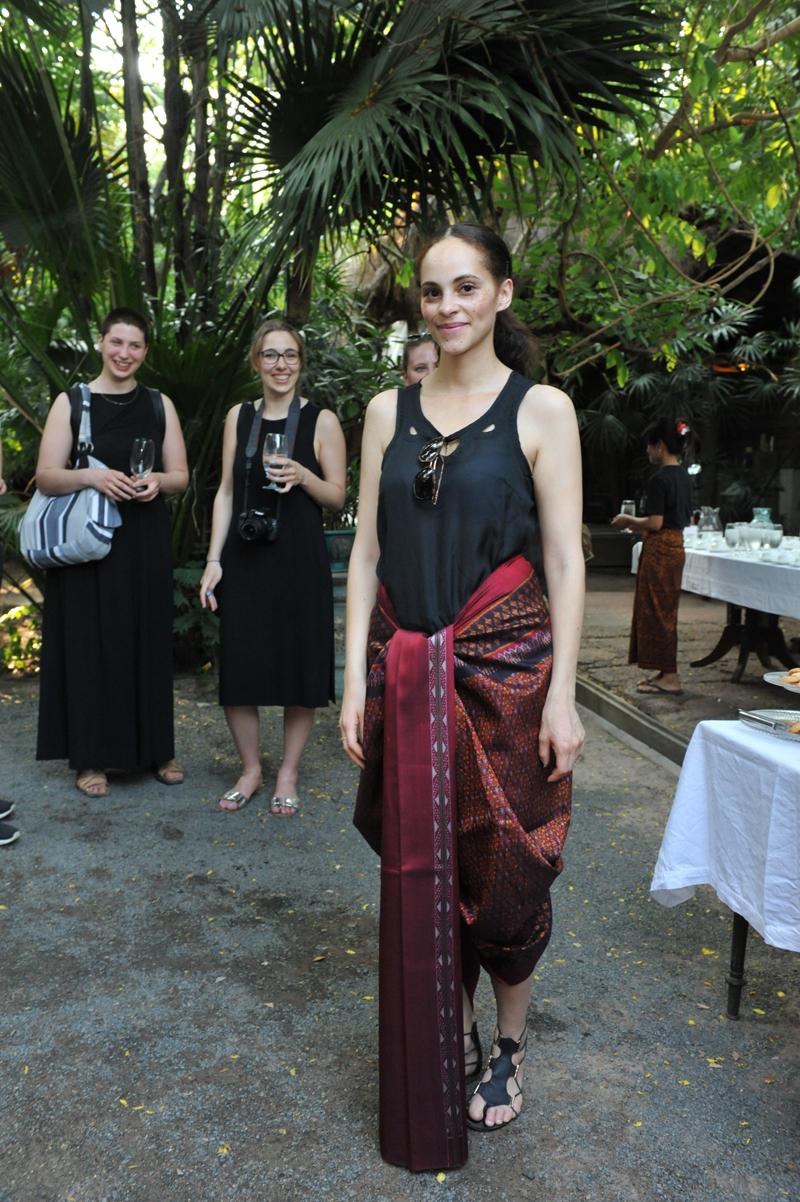 Amandine travel blogger Amazing Thailand