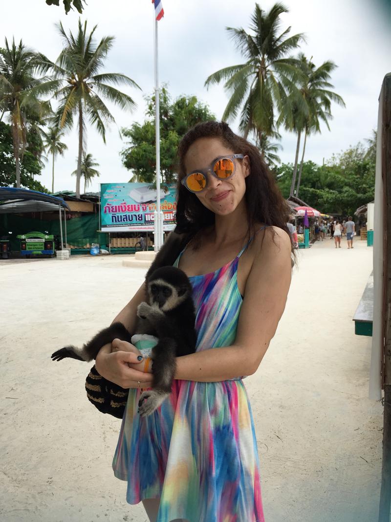 koh phi phi monkey tips for Koh Phi Phi Island