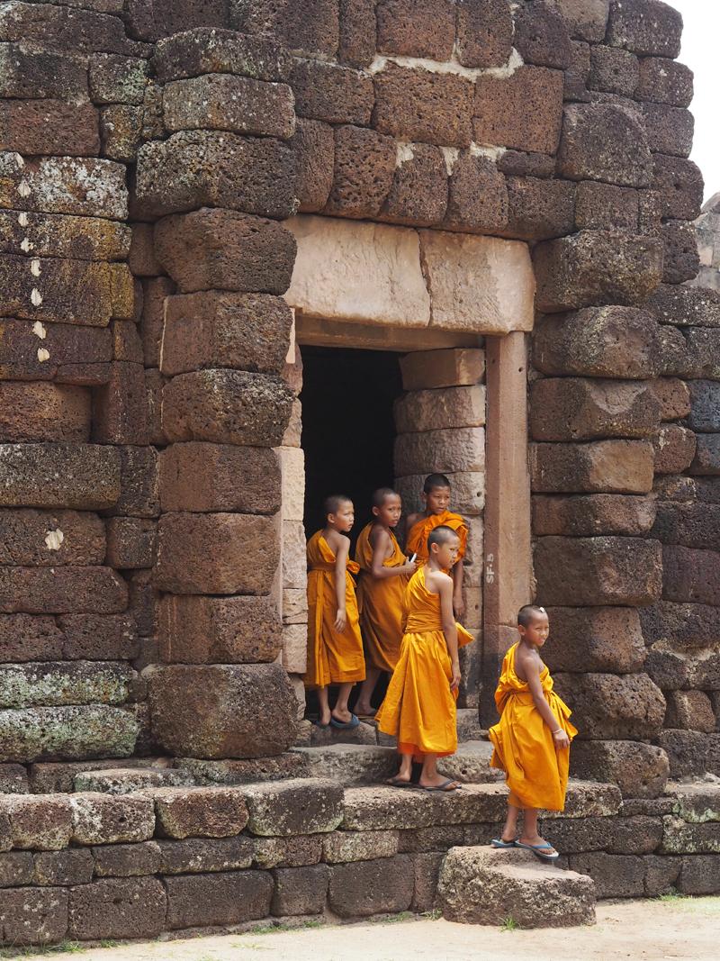 Phanom Rung Historical Park Burinam Thailand