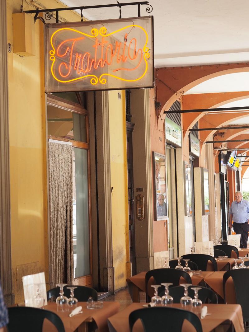 Where to eat in Bologna trattoria bologna