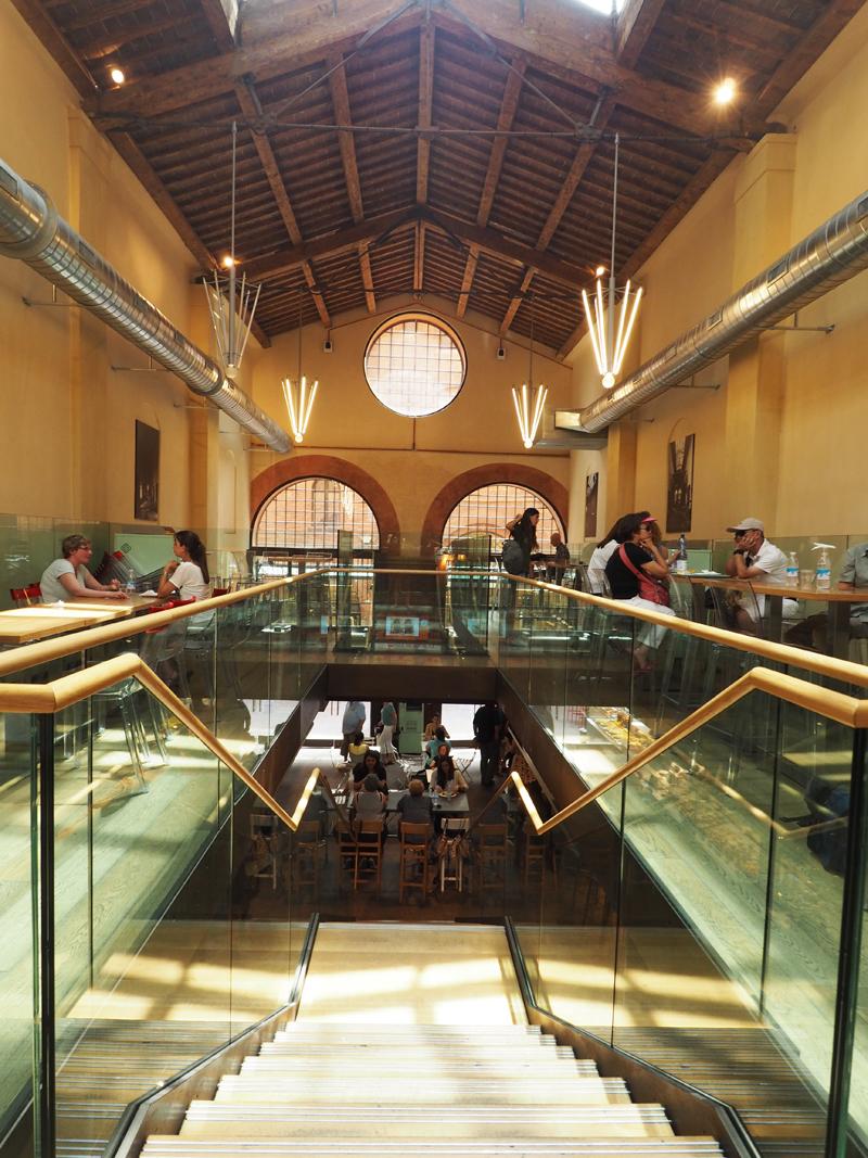 Where to eat in Bologna Mercato Di mezzo Bologna