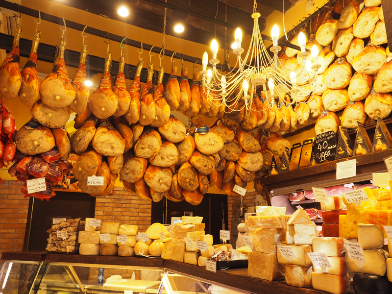 grocery shop Via Pescherie Vecchie Bologna