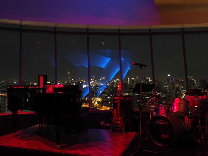 360 bar Millennium Hilton Hotel Bangkok