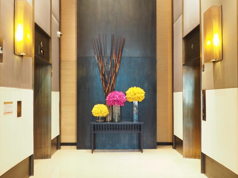 Bangkok Hilton Riverside Millennium hotel