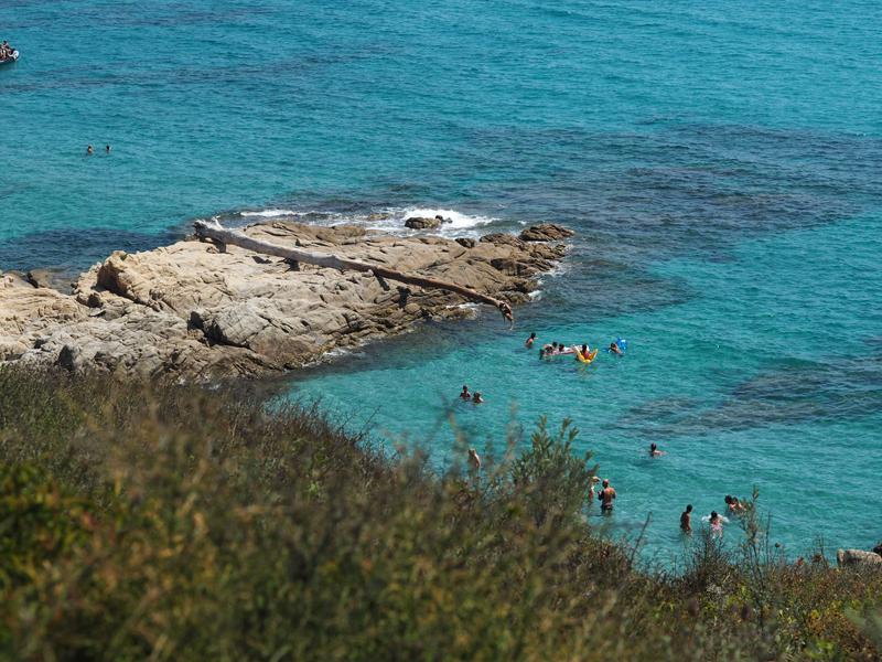 Top Saint Tropez Beaches Escalet Beach And Cap Taillat Beach Les