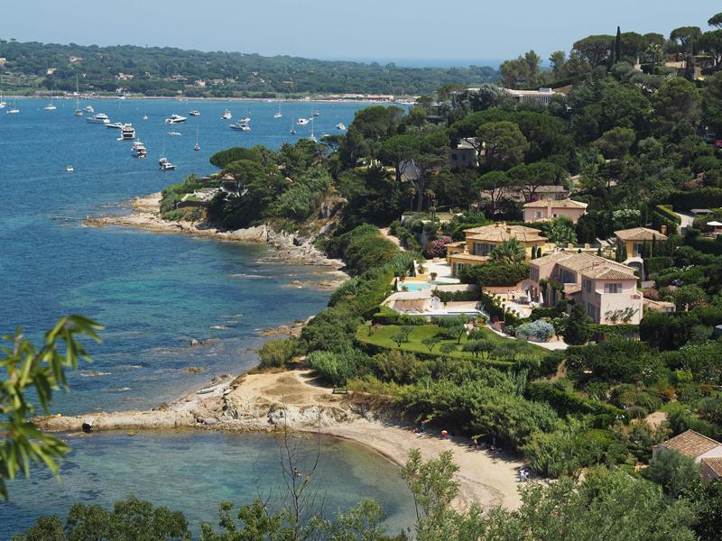 Brigitte Bardot house Saint Tropez