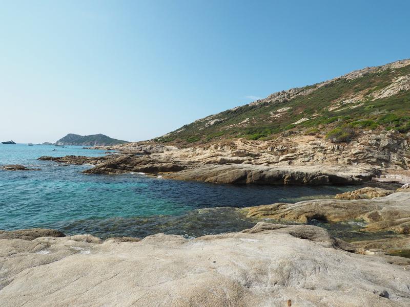 Top Saint Tropez beaches - Escalet beach and Cap Taillat beach