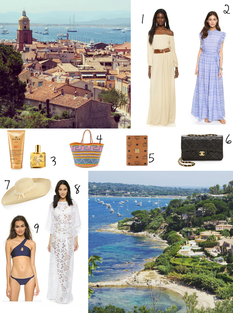 Saint Tropez style – What to wear