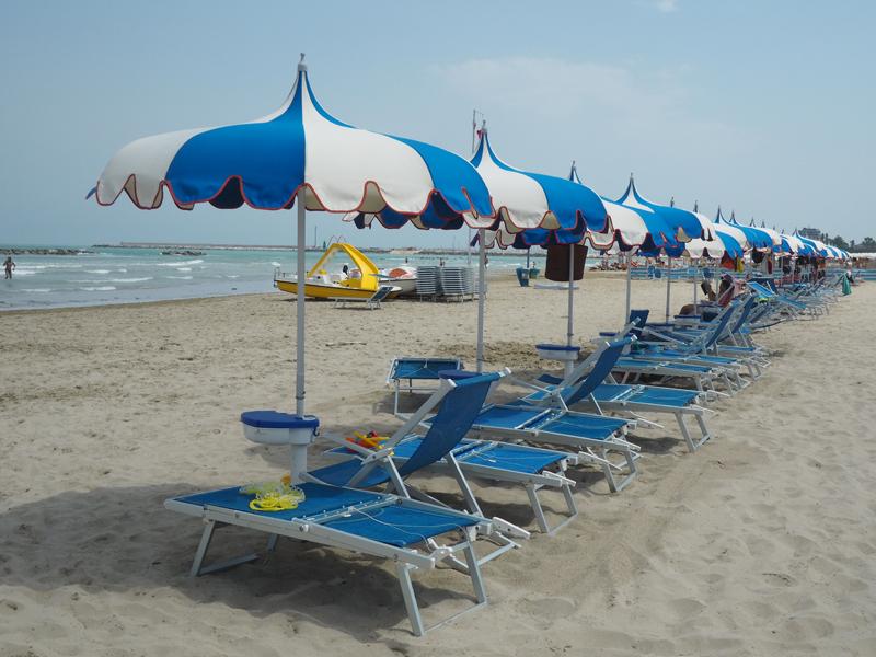 Best beaches in Ancona : #2 Civitanova beach, The Marche, Italy