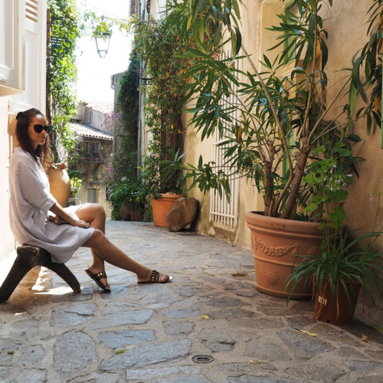 Must see in Provence – Perched village of Ramatuelle