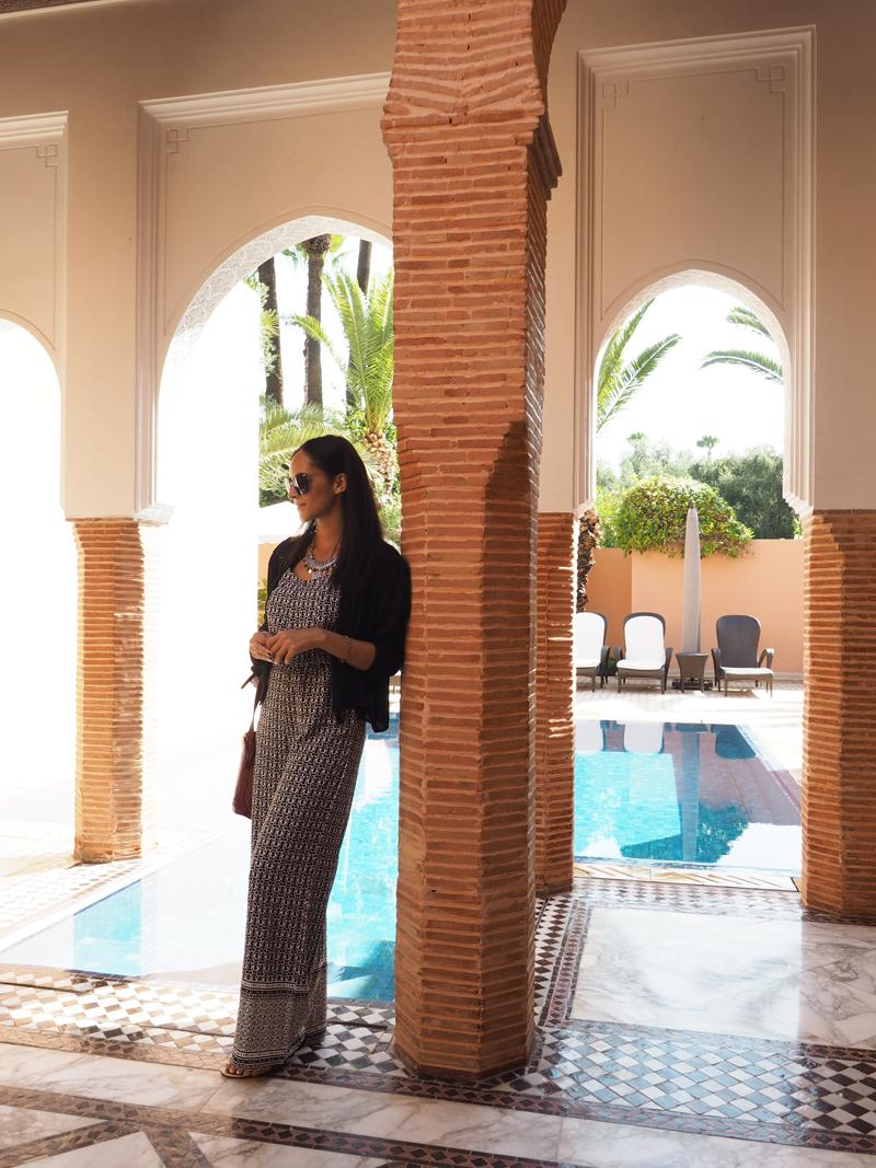 private read La Mamounia luxury hotel Marrakech