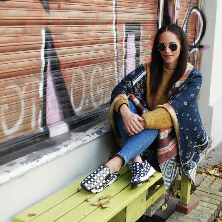 Shine baby Shine – Pinko sequins sneakers