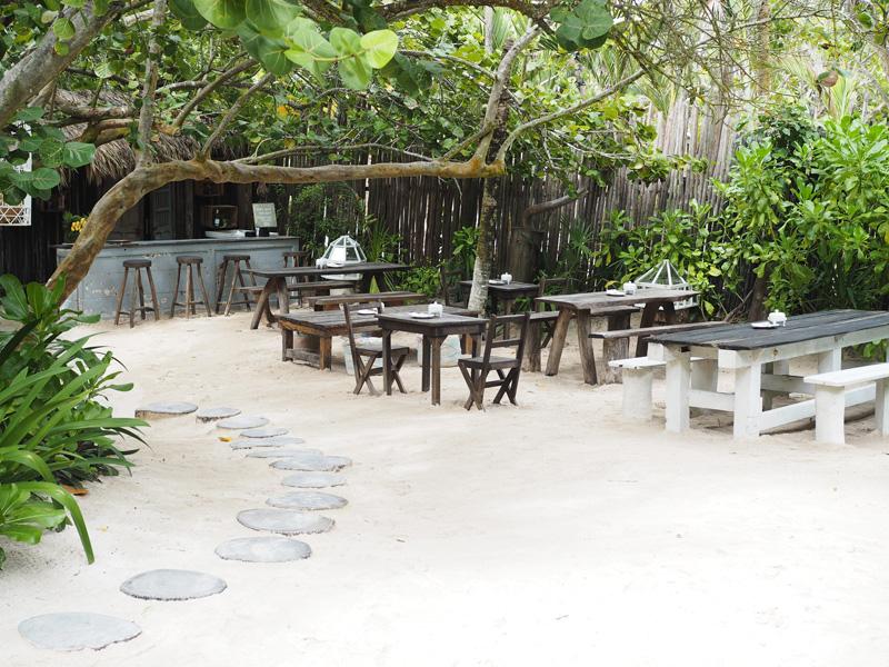 Luv Tulum Hotel romantic hotel Mexico garden