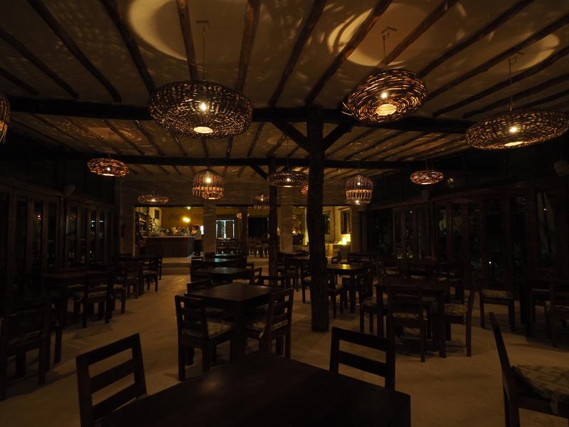 Rosa del Viento Hotel Tulum restaurant