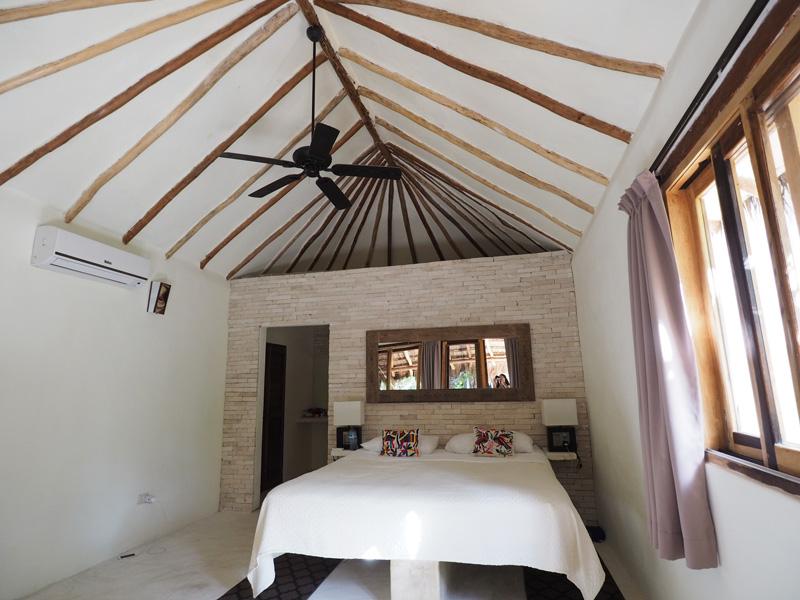 Rosa del Viento Hotel Tulum bedroom