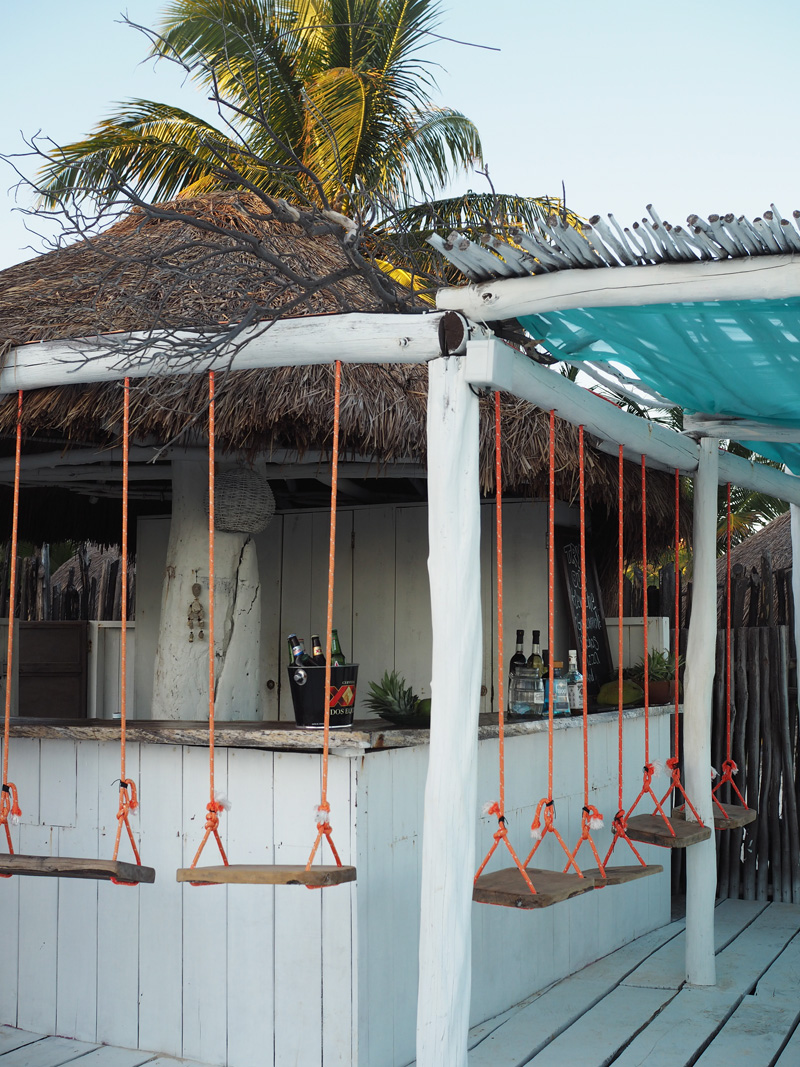 Coco tulum beach bar