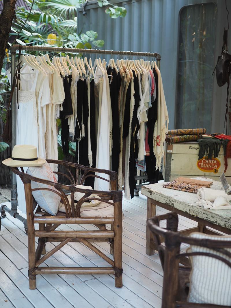 Tulum Tips shopping