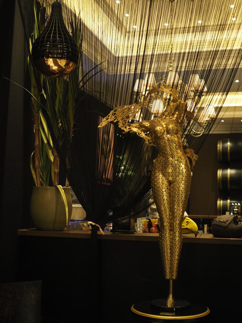 luxury Berlin Fragances bar Berlin Ritz Carlton