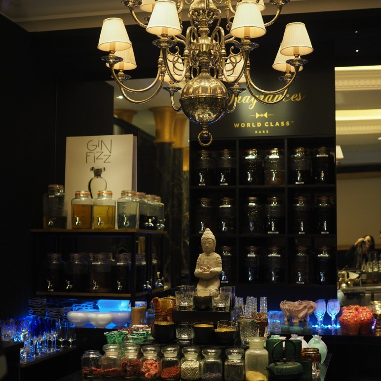 Cool places Berlin|Fragances bar at Ritz Carlton