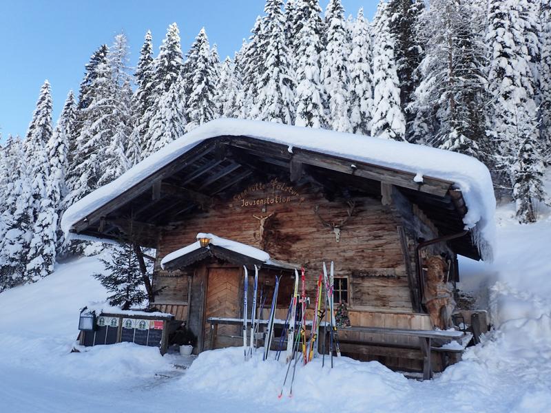 austrian alpine village Tyrol