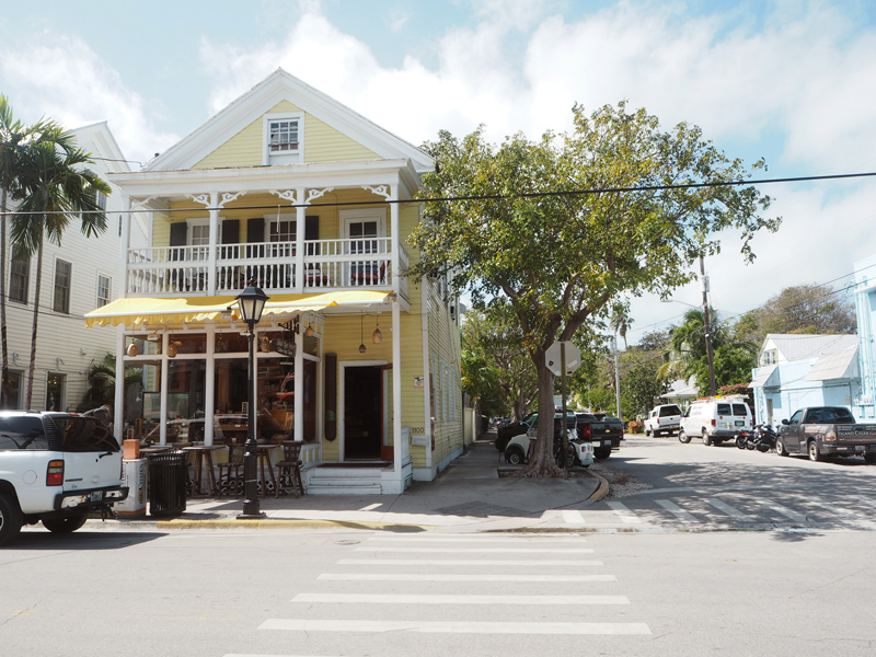 Street Key West Florida