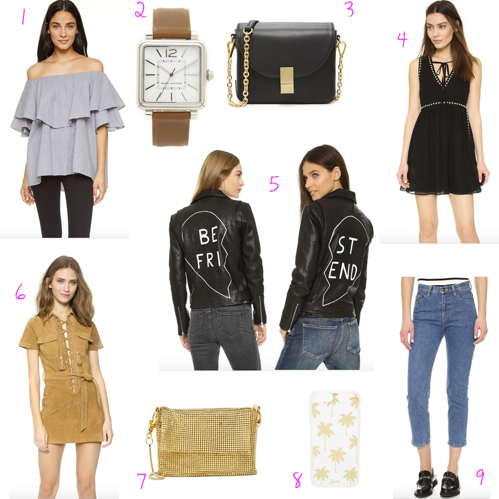 Spring Sale – Up to 25% OFF at Shopbop