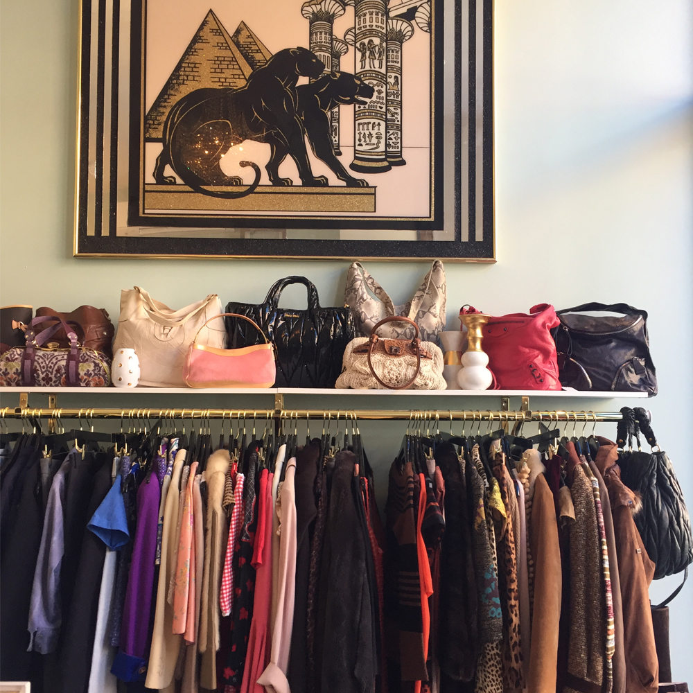 NYC – Favourite vintage stores in Soho and Williamsburg