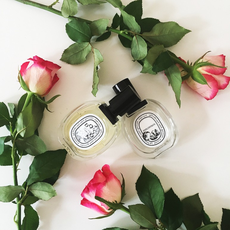 Diptyque fragrances – Do Son and Philosykos Eaux de Parfum