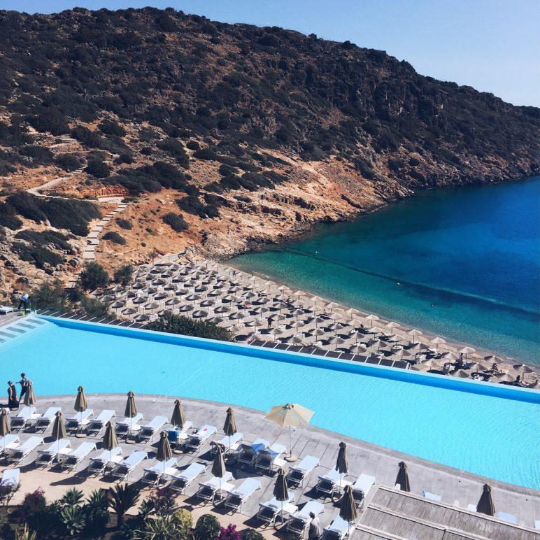 Daios Cove, luxury resort in East Crete