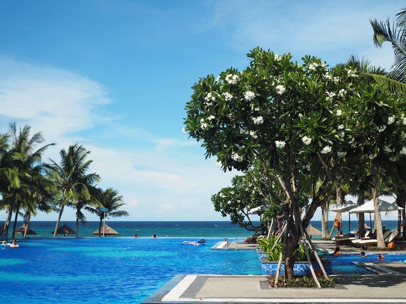 luxury hotel Vinpearl Da Nang Vietnam
