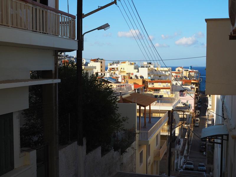Aghios Nikolaos in Eastern Crete Greece