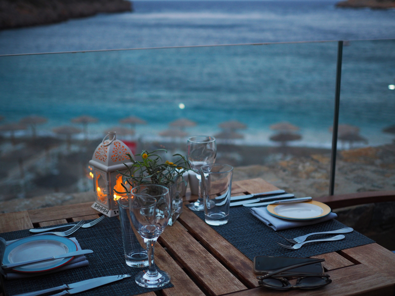 Restaurants at Daios Cove - Review