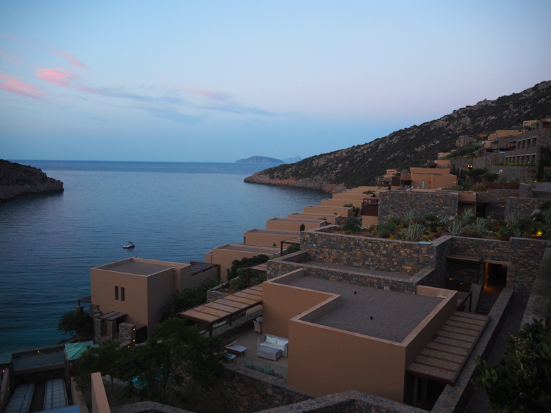5 stars beach resort in Crete Daios Cove