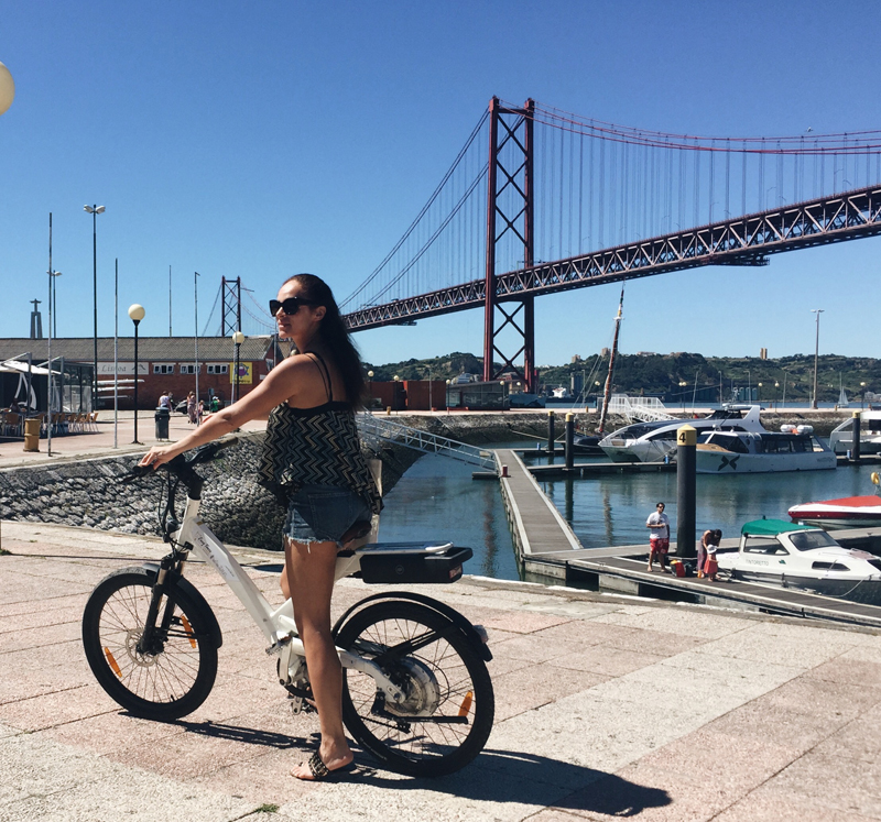 Weekend in Lisbon - things to do in Lisbon E Bike tour