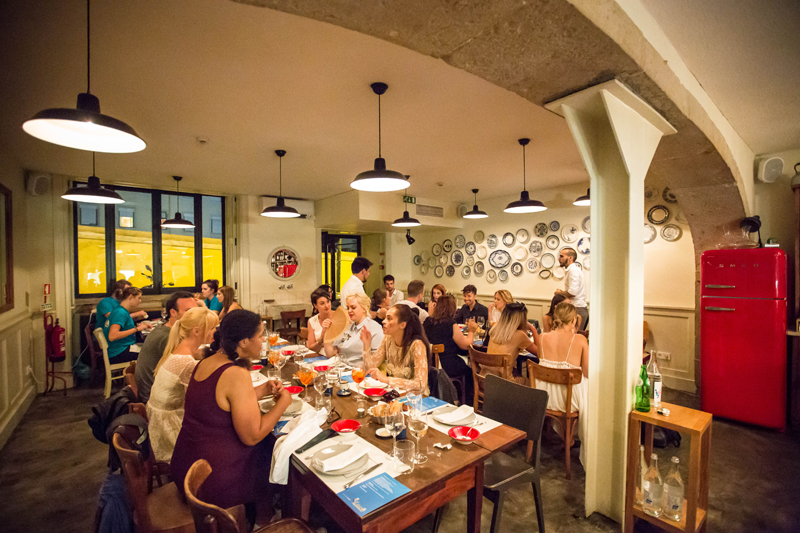 Weekend in Lisbon - 10 cool things to do in Lisbon Where to eat in Lisbon Alma Cantinho Do Avillez