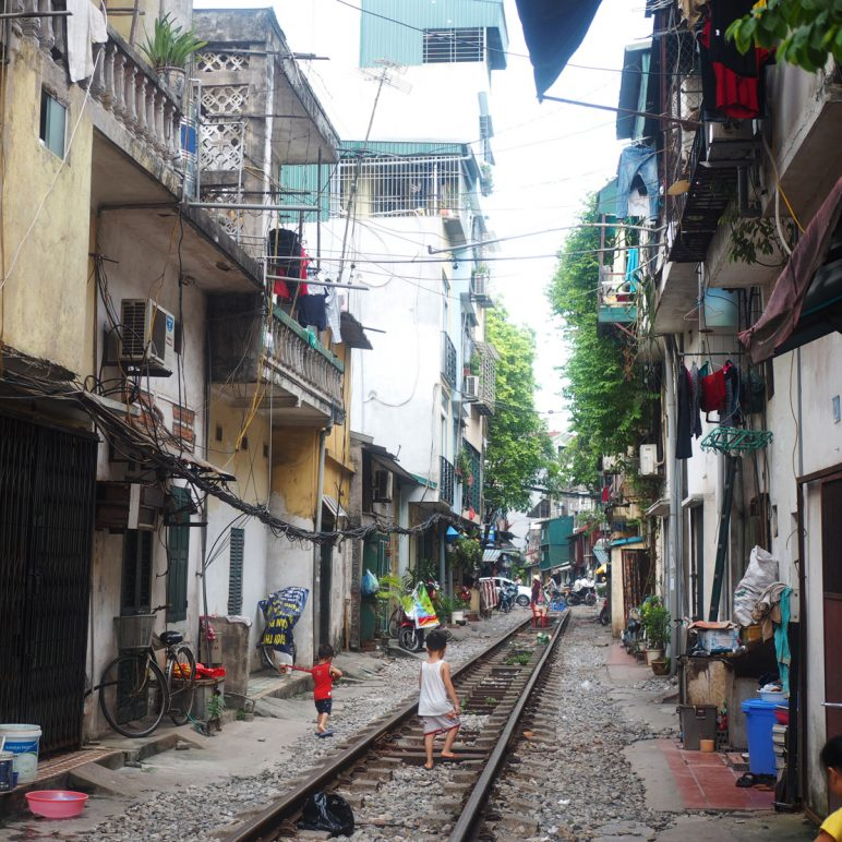 Postcards of Hanoi Old Quartier
