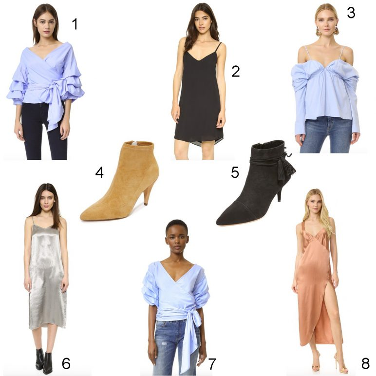 Shopping Current favourites