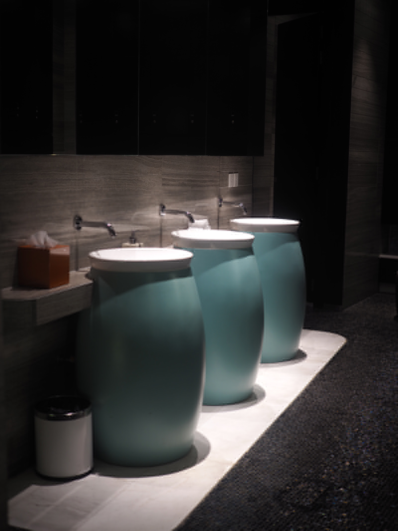 Spa bathroom at Le Merdien Saigon