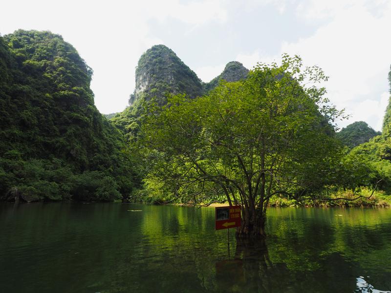 Vietnam's amazing karst landscapes Tam Coc