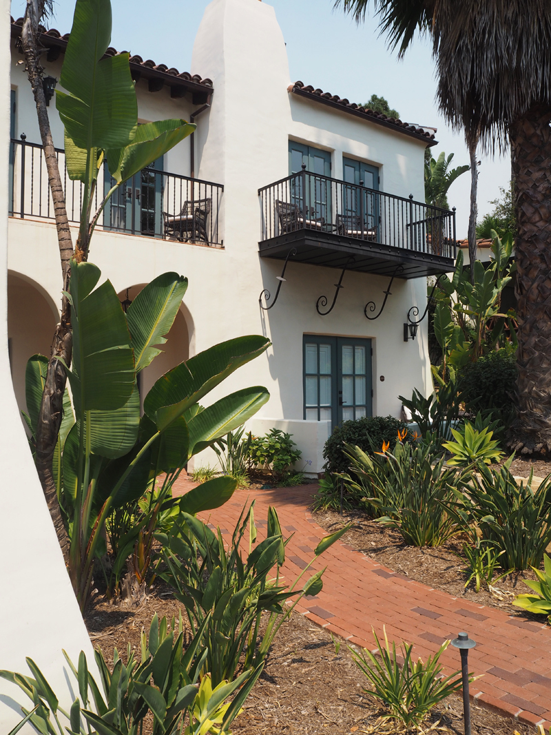 apartment at at Belmond El Encanto in Santa Barbara