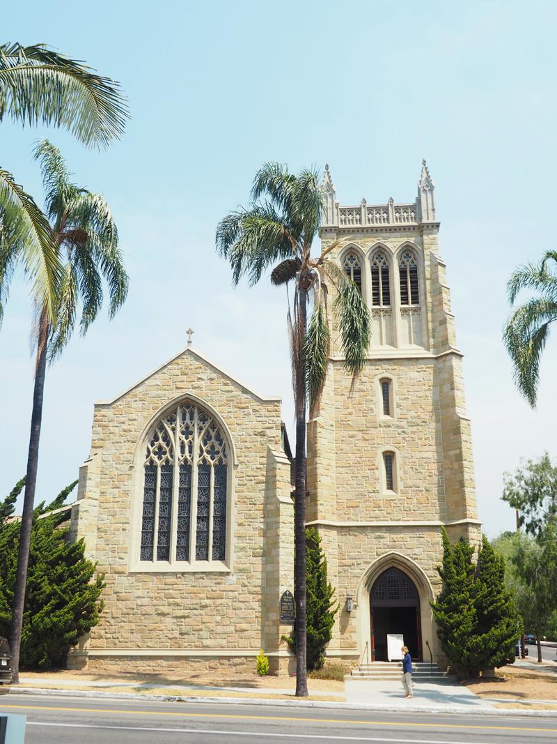 church in Santa Barbara California