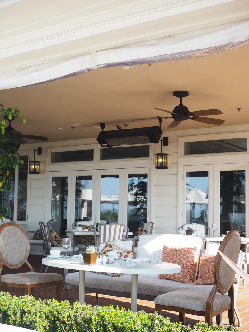 restaurant lifestyle blogger Bedroom at Belmond El Encanto in Santa Barbara