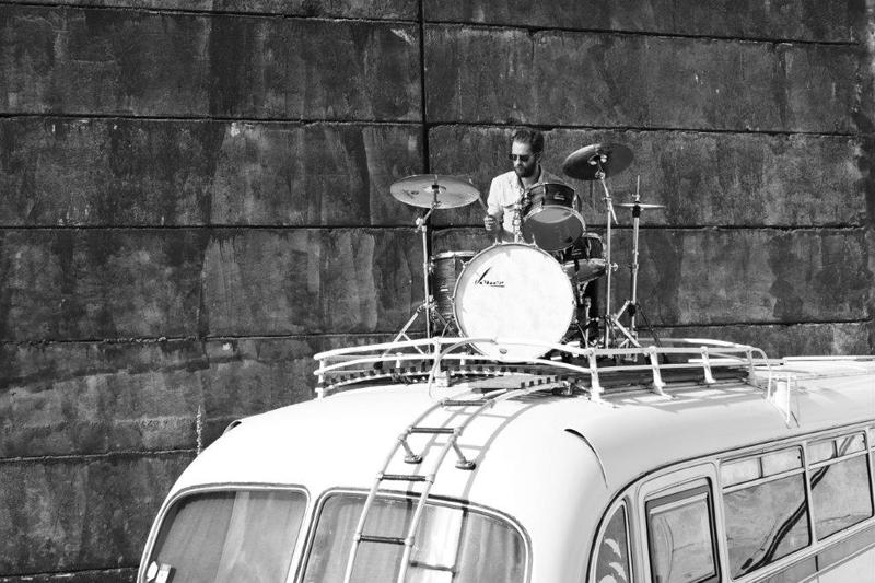 The Drummer Huawei MediaPad M2