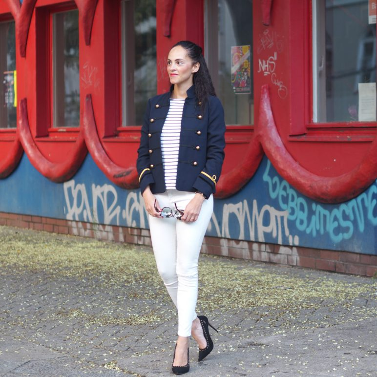 Outfit – Officer jacket