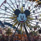A day in Disneyland California