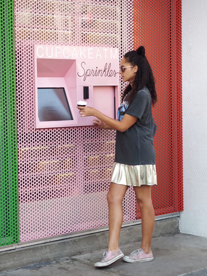 Sprinkle automat Los Angeles