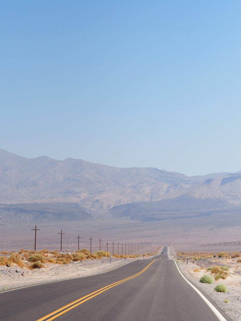 Death Valley to Las Vegas - driving through Death Valley national park Things to see in Death VAlley