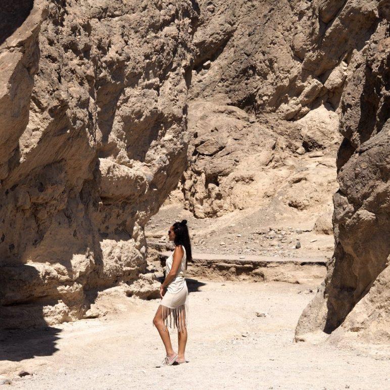 California road trip – Driving through Death Valley