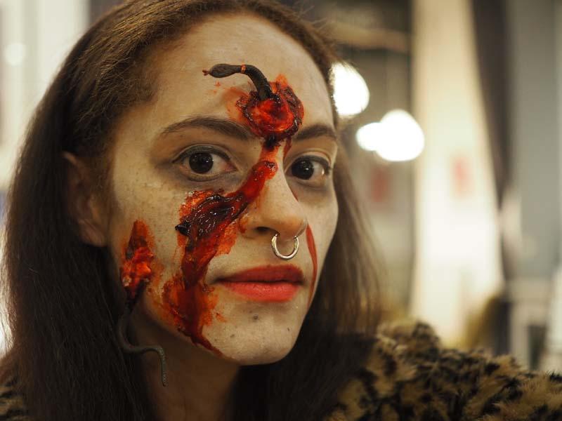 Berlin Art Night Halloween special
