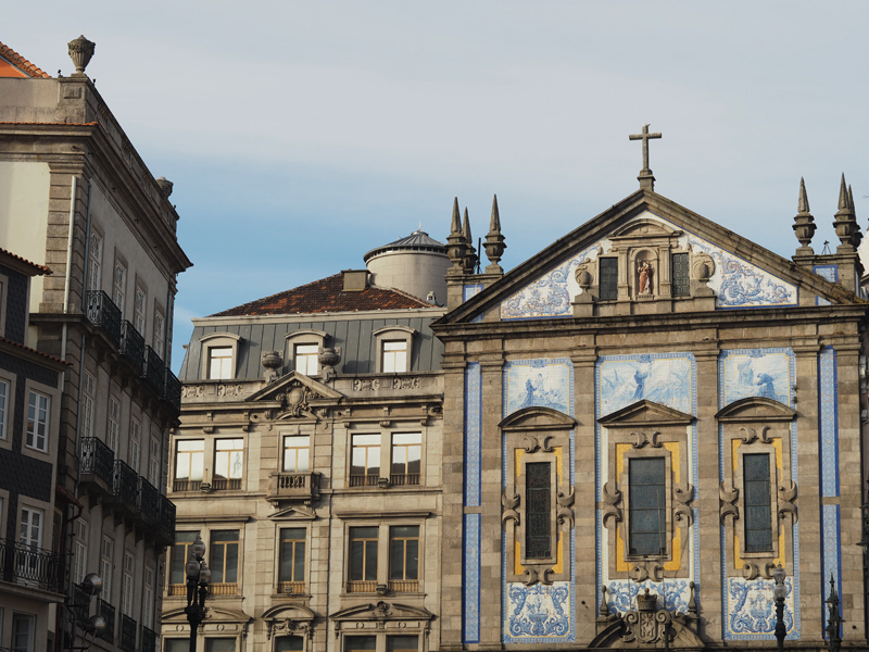 A weekend in Porto | Sightseeing must see in Porto Saint Anthony's Church Porto
